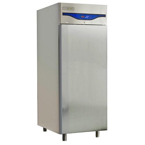 Refrigerated cabinets for baking-pans