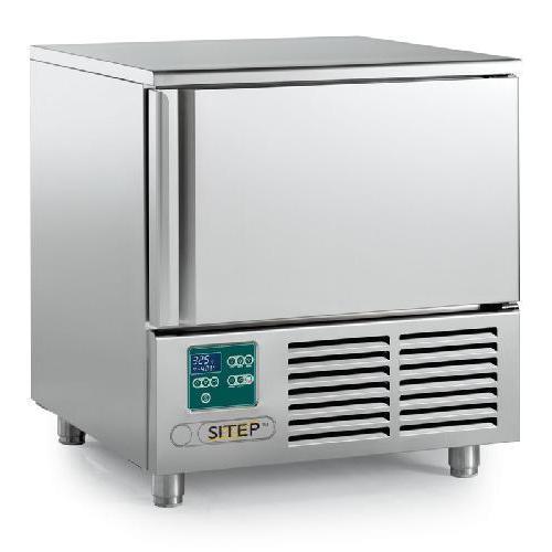 Mini shock freezers for baking-pans